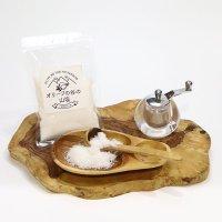 オリーブの谷の山塩